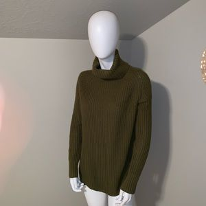 Anthropologie silence + Noise turtleneck sweater S